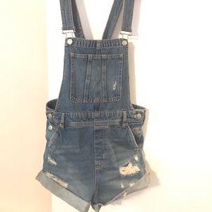 H&M brand new overalls!!!!